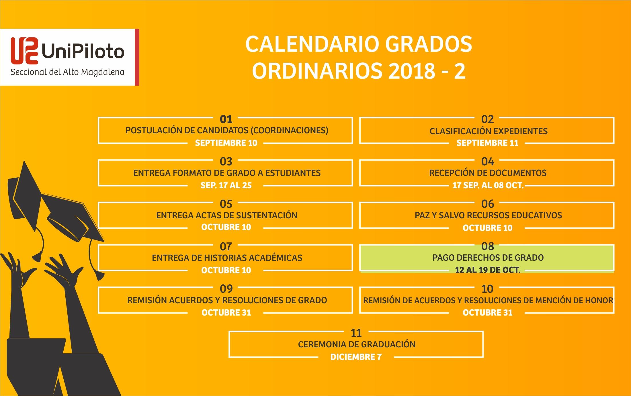 cronogramagradosii2018