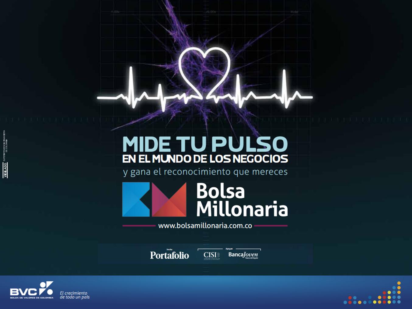 ColombiaBolsa Millonaria Piloto Universidad De kPXZOiu